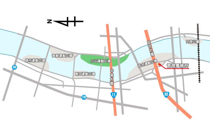 配置図-小山H