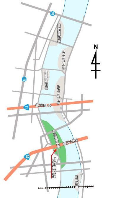 配置図-成合V