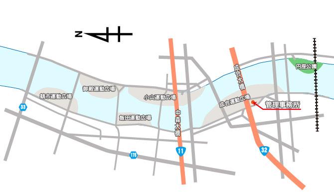 配置図-円座H