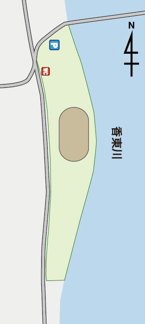 飯田運動広場V