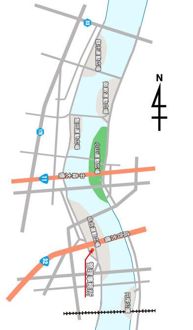 配置図-小山V